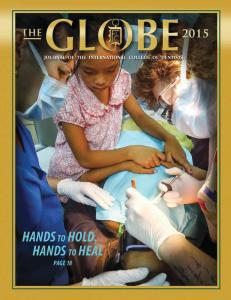 Globe front Cover
